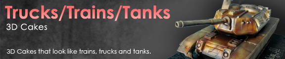 Trucks / Trains / Tanks