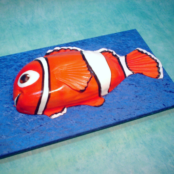 Image of nemo Cake
