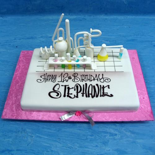 Laboratory Cake