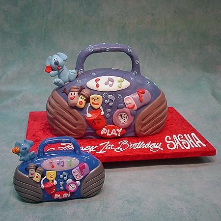 Kids Radio Toy