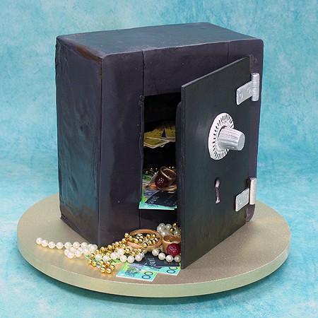 3D Safe Cake