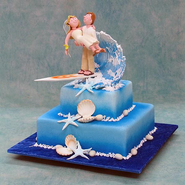 Couple on Surf