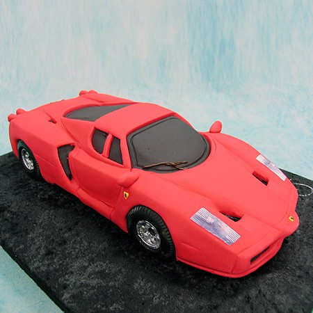 Where Can I Buy A Ferrari Birthday Cake