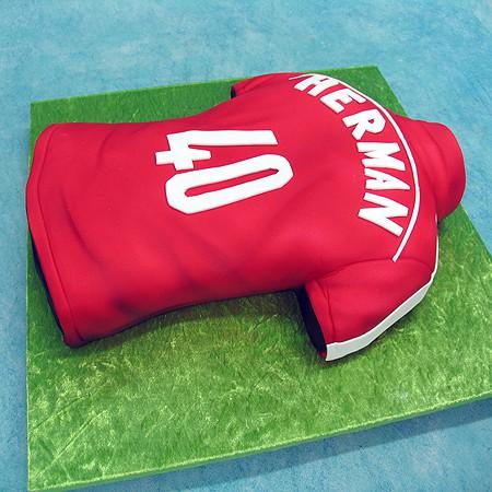 Back Of Jersey Cake