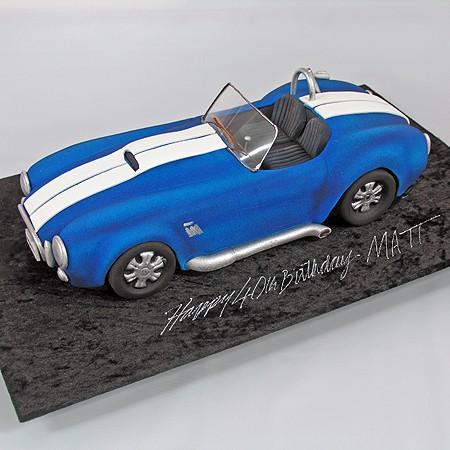 Cobra Cake Cars 3D Cakes