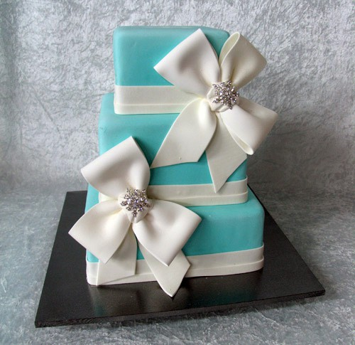 3T Tiffany Design Cake