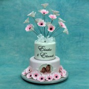 2 Tier Daisies