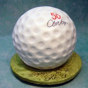 Golf Ball Clarky