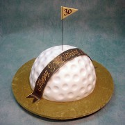 Half Golf Ball
