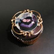 Custom Image Cup Cake
