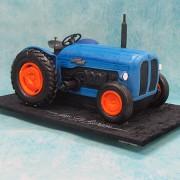 Blue Tracktor