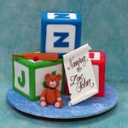 Cubes & Teddy