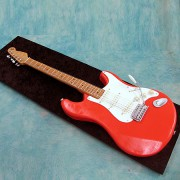 3D Fender Stratocaster Cake