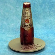 Crown Lager 3D Cake