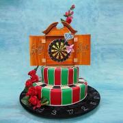Dart Cake