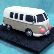 Wolkswagen Combi Cake