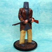 3D Ned Kelly Cake
