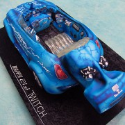 Blue Custom Made Mini