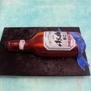 Asahi 3D Cake
