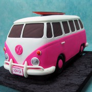 Pink Combi Cake