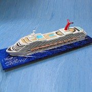Cruise Liner Cake