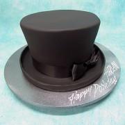 Top Hat Cake