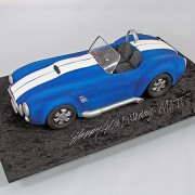 Cobra Cake