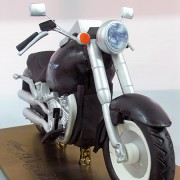 Harley Dawidson Cake