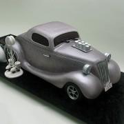 Old Timer Citroen Cake