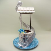 Wishing Well Cake