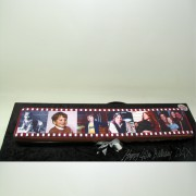 Rectangular Life Journey Cake