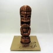 Maori Carving Cake