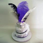 Feathers Cake