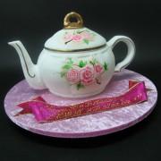 Tee Pot Cake