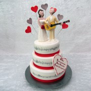 Serenade Wedding Cake