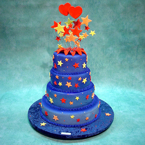 Image of 4t Celebration Cake