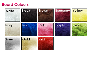 Board Colours